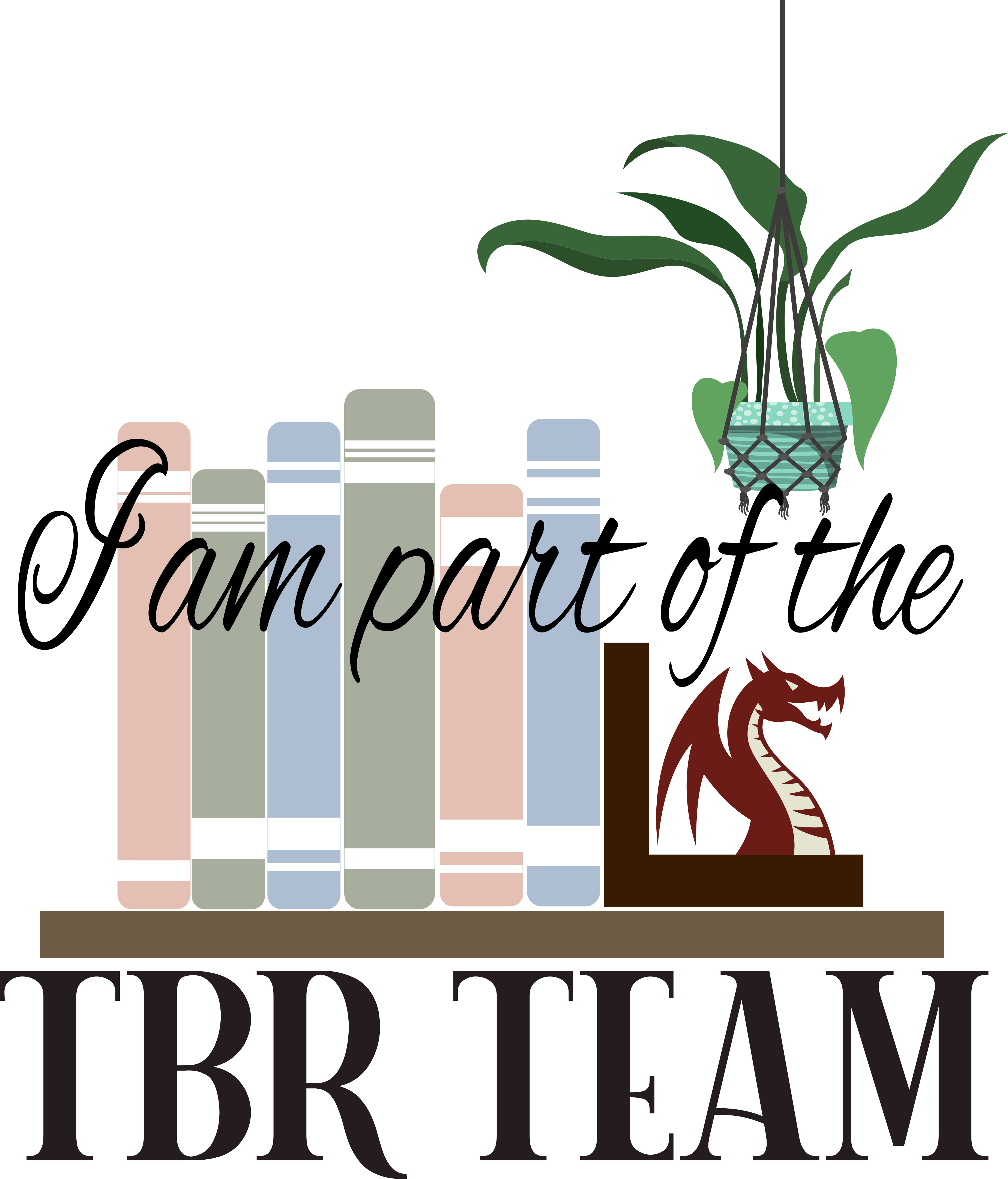 I am part of the TBR Team